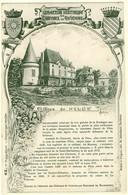 24 - B15743CPA - PILES - Chateau  - Comte De La Panousse - Collection Historique De Guienne - Parfait état - DORDOGNE - Unclassified