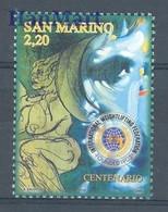 San Marino 2005 Mi 2183 MNH  (ZE2 SMR2183) - Weightlifting