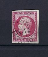 Frankreich Mi.16c Gestempelt Kat.60,-€ - 1853-1860 Napoléon III