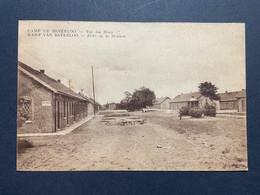 (1929) BOURG-LEOPOLD : CAMP DE BEVERLOO VUE DES BLOCS - Leopoldsburg (Camp De Beverloo)