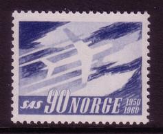 NORWEGEN MI-NR. 451 POSTFRISCH(MINT) NORDEN 1961 TAG DES NORDENS - Europäischer Gedanke