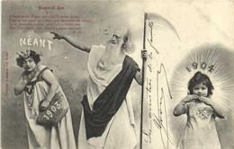 Bergeret Nouvel An 1904 Pionnière RV - Andere