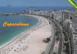 Rio De Janeiro, Praia De Copacabana - Copacabana