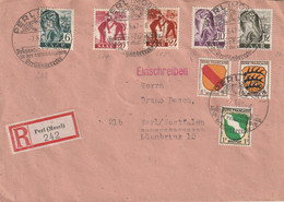 Toller R - Brief Saar Perl Vom 7.5.1947 - Franse Zone
