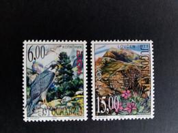 JUGOSLAWIEN MI-NR. 2910-2911 POSTFRISCH(MINT) EUROPA 1999 NATUR- Und NATIONALPARKS WANDERFALKE - 1999