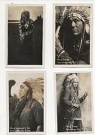 8 CARTES PHOTOS INDIENS - Indiani Dell'America Del Nord
