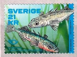 Sweden 2018 Fauna Fishes 1v MNH - Fische