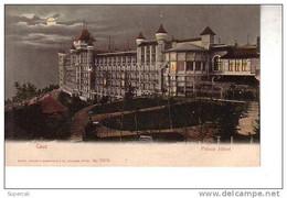 REF12.795   SUISSE  . VALAIS.   CAUX.  PALACE HOTEL. - VS Valais