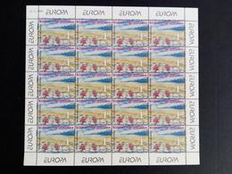 BOSNIEN-HERZEGOWINA (MOSTAR) MI-NR. 51 POSTFRISCH(MINT) KLEINBOGEN EUROPA 1999 NATURPARK BLIDINJE - 1999