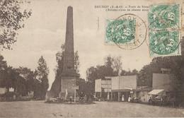 CPA - Brunoy - Forêt De Sénart - Rdv De Chasse - Brunoy