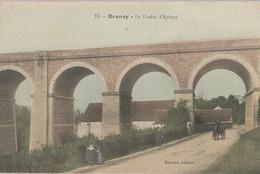 CPA - Brunoy - Le Viaduc D'Epinay - Brunoy