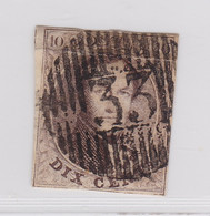 Distributie    33 MARBAIS - 1858-1862 Medaillons (9/12)