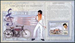 D - [30928]SUP//**/Mnh-RD CONGO 2006 - Les Moyens De Transports - Harley - Davidson - Model 35 1914. - Motorfietsen
