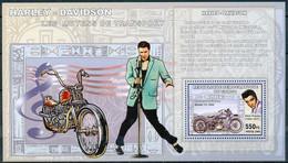 D - [30934]SUP//**/Mnh-RD CONGO 2006 - Les Moyens De Transports - Harley - Davidson - Model 74 1930. - Motorfietsen