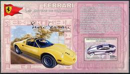 D - [30987]SUP//**/Mnh-RD CONGO 2006 - Les Moyens De Transports - Ferrari - 612 Scaglietti. - Auto's