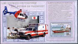 D - [31147]SUP//**/Mnh-RD CONGO 2006 - Les Moyens De Transports - Les Bateaux De Pompiers. - Brandweer