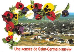 50-SAINT GERMAIN SUR AY-N°4179-B/0237 - Autres Communes