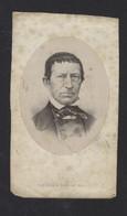 PIERRE TRUBERT * ANCIEN DIRECTEUR PENSIONNAT BELCELE * + 1879 * LITHO FLORIMOND VAN LOO * 2 SCANS - Avvisi Di Necrologio