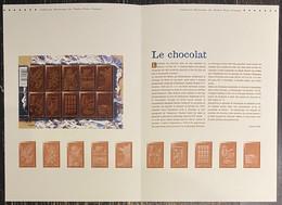 ⭐ France - Document Philatélique - Premier Jour - YT Bloc Nº F 4357 - Le Chocolat - 2009 ⭐ - 2000-2009