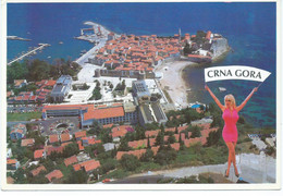Pin-Ups,Girl,Budva - Montenegro - Pin-Ups