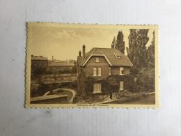 GILLY 1936  CLINIQUE ET HOPITAL ST JOSEPH    HABITATION DE MR L' AUMONIER - Charleroi