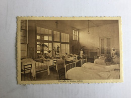 GILLY 1936  CLINIQUE ET HOPITAL ST JOSEPH   UNE SALLE DE FEMMES OPEREES - Charleroi