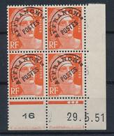 EC-358: FRANCE: Lot Avec Coin Daté** Préo N°103A - Precancels