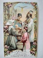 Image Pieuse BAPTÊME 1924 - Oeuvre De La Sainte Enfance - TBE - Devotion Images