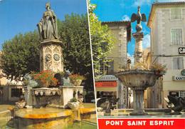 30-PONT SAINT ESPRIT-N°4184-D/0013 - Pont-Saint-Esprit