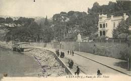 MARSEILLE (l'Estaque) - Route De Rio-Tinto. - L'Estaque