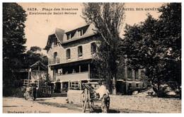 22 Environs De SAINT-BRIEUC - Plage Des Rosaires - Hotel Des Genêts - Saint-Brieuc