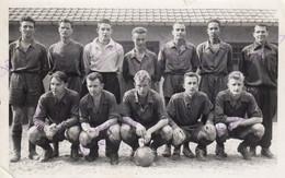 PHOTO ORIGINALE  (10x15)FOOTBALL    Equipe - Deportes