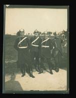 Foto 1. WK Soldaten Oder Offiziere Event. Chevauleugers Regiment In Uniform, Pickelhaube, Pferde - 1914-18