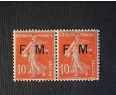 STAMPS FRANCIA 1929 FRANCOBOLLO DI FRANCHIGIA 50 CENT ROSSO - Ohne Zuordnung