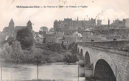 41-SAINT AIGNAN SUR CHER-N°4192-F/0027 - Saint Aignan