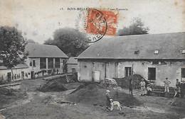 18)   HENRICHEMONT  - BOIS BELLE Intérieur D'une Tannerie - Henrichemont