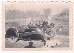"""Photo - Moto Side-car """"S"""" - Deportes"""