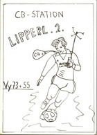 12165 - QSL - CB , Österreich , Vöcklabruck , Lipperl 2 - - Radio-amateur