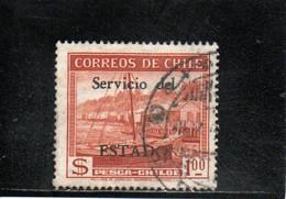 CHILI 1939-47 O - Chile