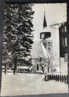 Pany Kirche Im Winter - GR Grisons