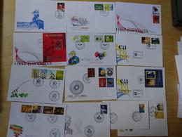 Kosovo FDC Jahr 2008 Komplett (3860) - Kosovo