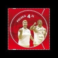 Poland 2021 Mih. 5304 European Athletics Team Championships In Chorzów MNH ** - Ungebraucht