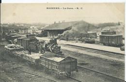 MAMERS - La Gare - Mamers