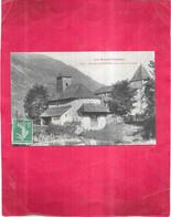 DEPT 64 - Eglise D'ASSOUSTE Près EAUX BONNES - 260621 - - Eaux Bonnes