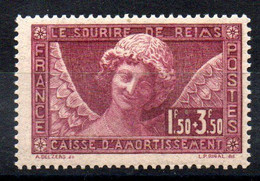 YT N° 256 - Neuf ** - MNH - Cote: 160,00 € - Unused Stamps