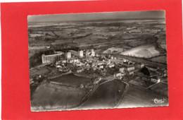 46-----MONTFAUCON---vue Générale Aérienne--voir 2 Scans - Other Municipalities