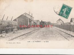 25 // LE RUSSEY   La Gare  1028  Eidt Simon - Otros Municipios