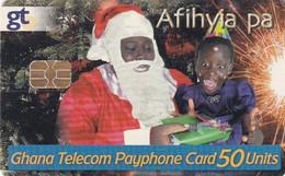 GHANA - Christmas 2005, 11/05, Used - Ghana