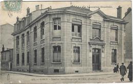 54  Nancy    - Nstitut  Serotherapique  De Lest   Fondation Osiris - Nancy