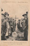 15  PUY GRIOU  Souvenir D'une Messe Pour Les Enfants Du Cantal 21 Aout 1917 - Other Municipalities